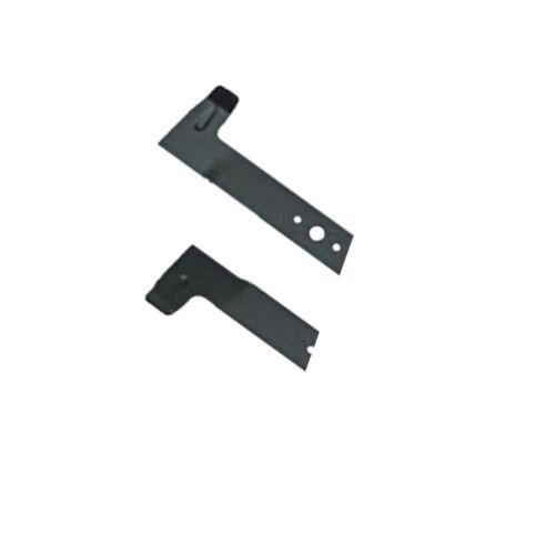 2 couteau convient pour solo 555//576 tracteur 82004342 82004343