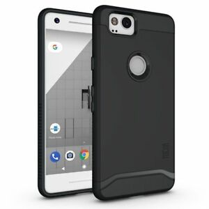reputable site c9e2c adf6c Details about TUDIA Slim MERGE Dual Layer Case for Google Pixel, Google  Pixel 2, 2 XL, 3, 3 XL
