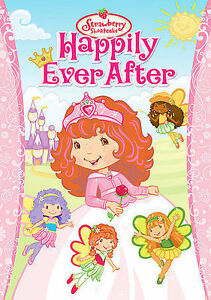 Strawberry-Shortcake-Happily-Ever-After-DVD-2009-English-Spanish