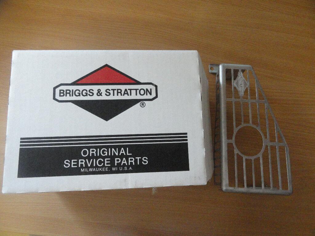 Genuine Briggs & Stratton DI SCARICO MARMITTA Guard 699299-Nuovo in UK STOCK