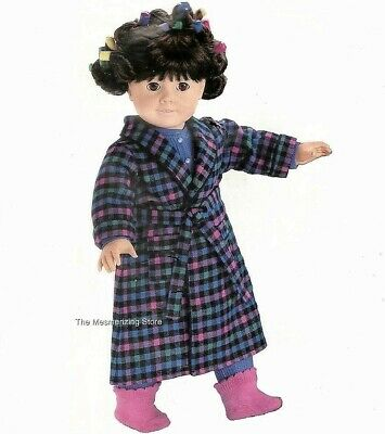 New American Girl Doll Blue /& Yellow Dots Twister Game Socks