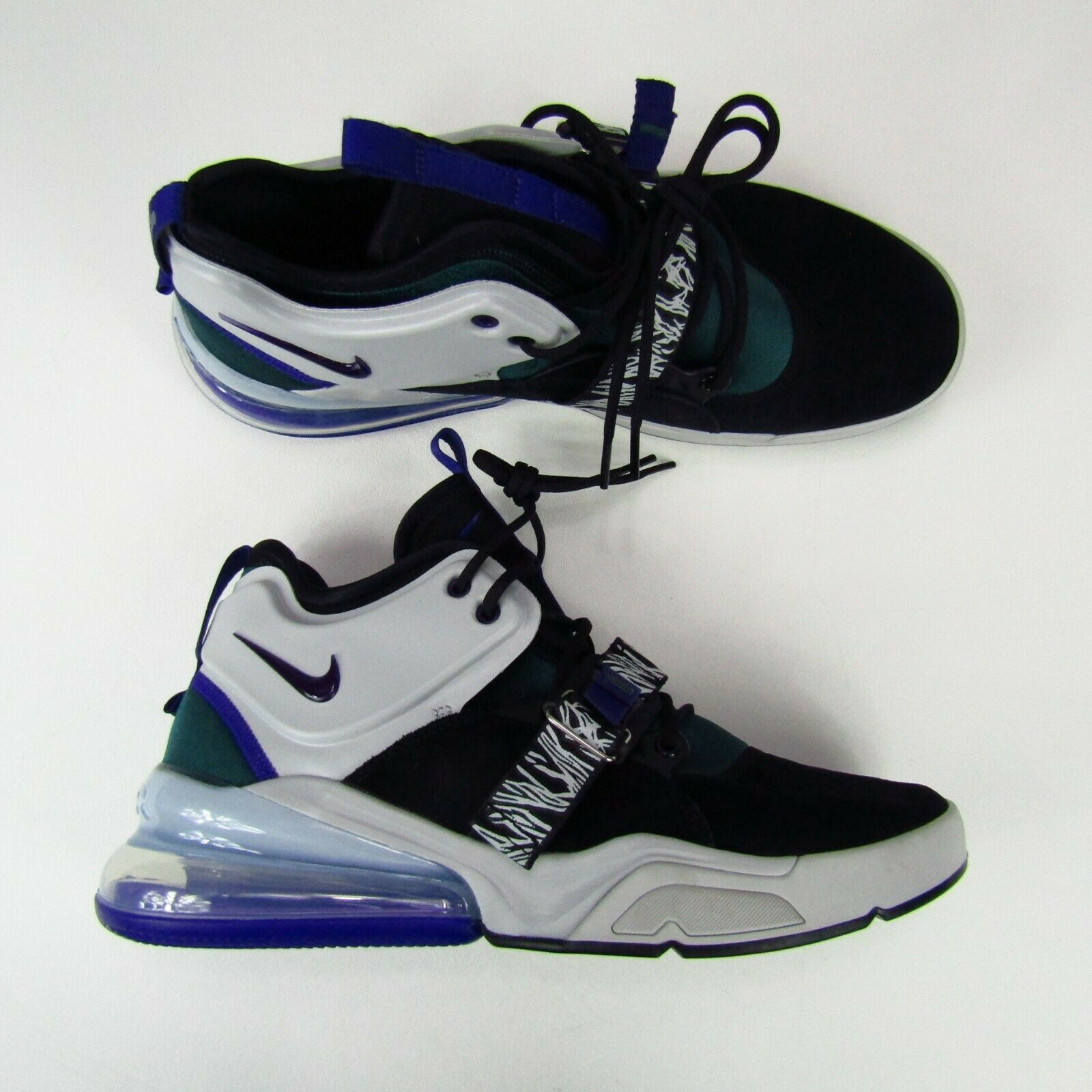 e99969537a Nike Air Force 270 AH6772-005 Carnivore Black Court Purple 11.5 US ...