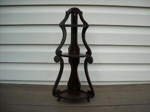 Antique-Wood-Corner-Shelf
