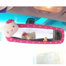 HELLO KITTY Rear View Mirror Cover Room mirror Cover  Vehicle Car Accessories