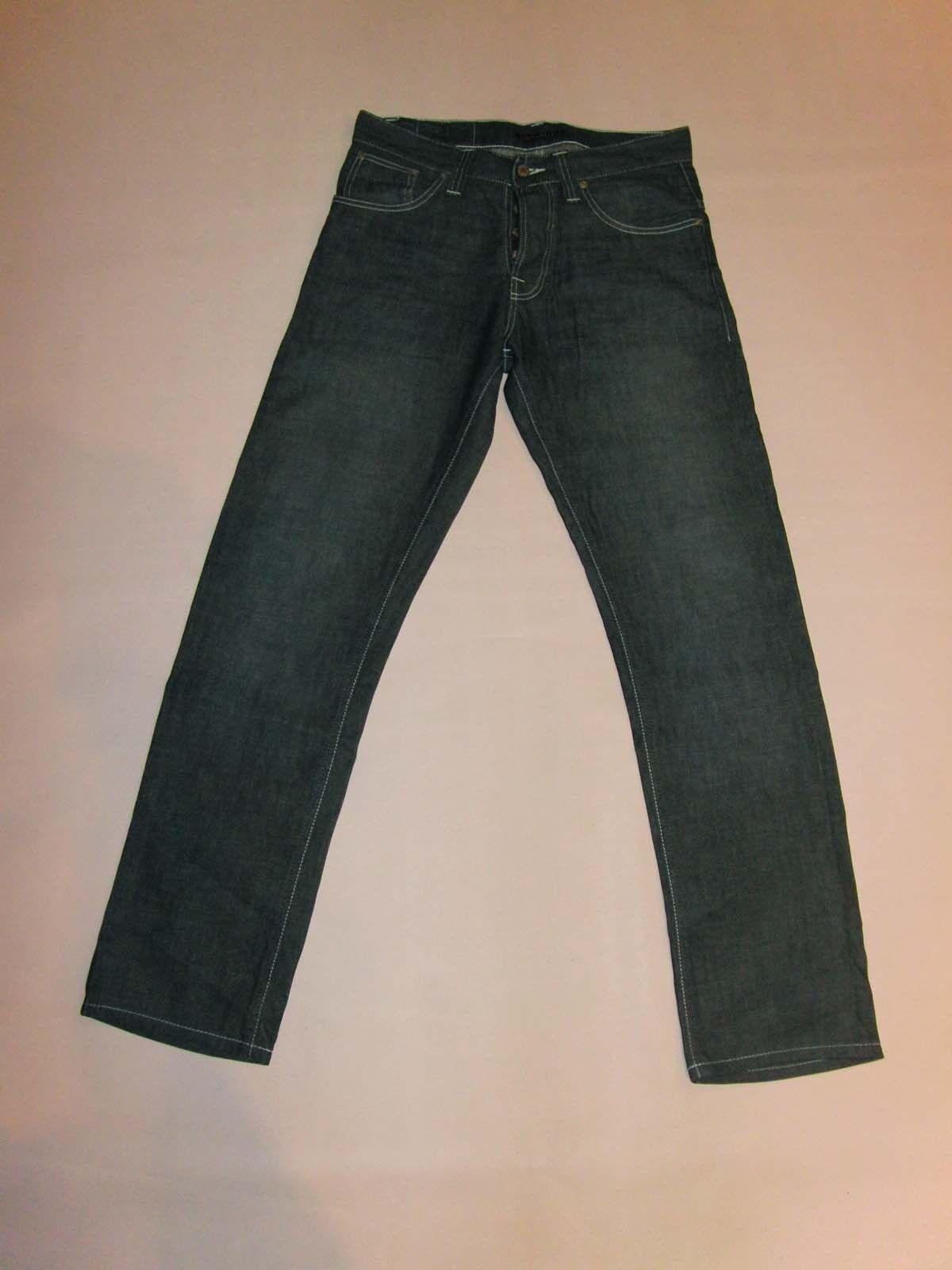Nudie Jeans 31 32 blue denim