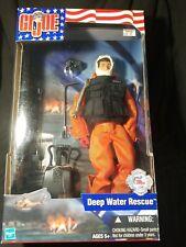 GI Joe Deep Water Rescue Search and Rescue Team Hasbro