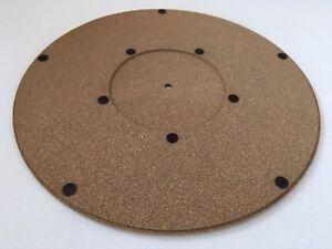 Vibes-Audio-Lab-Turntable-Vinyl-Record-Cork-Mat-for-Thorens-Linn-Pro-Ject-Rega