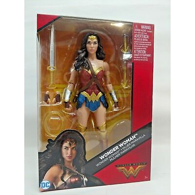 "DC Comics Multiverse Wonder Woman 12"" Figure w/ package imperfections"