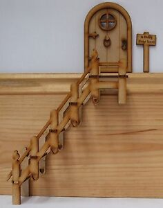 Fairy-Door-Accessories-Fairy-Stairs-Small-Skirting-Staircase-Wooden-Craft-Kit