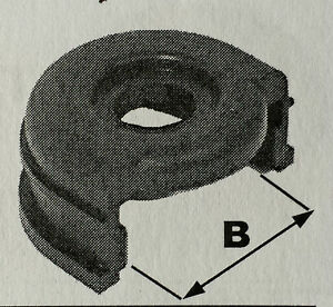 BEDFORD-REAR-WHEEL-CYLINDER-BOOTS-TO-FIT-GIRLING-WHEEL-CYLINDERS