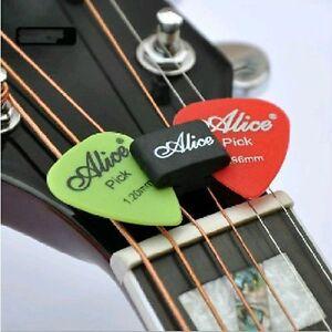 new guitar headstock pick holder rubber 2pcs guitar picks plectrum 1096467048784 ebay. Black Bedroom Furniture Sets. Home Design Ideas