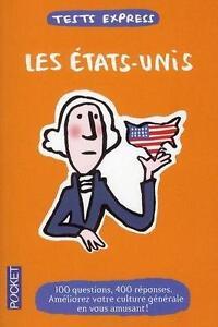 tests-express-Etats-Unis-Lescanne-Dominique-Occasion-Livre