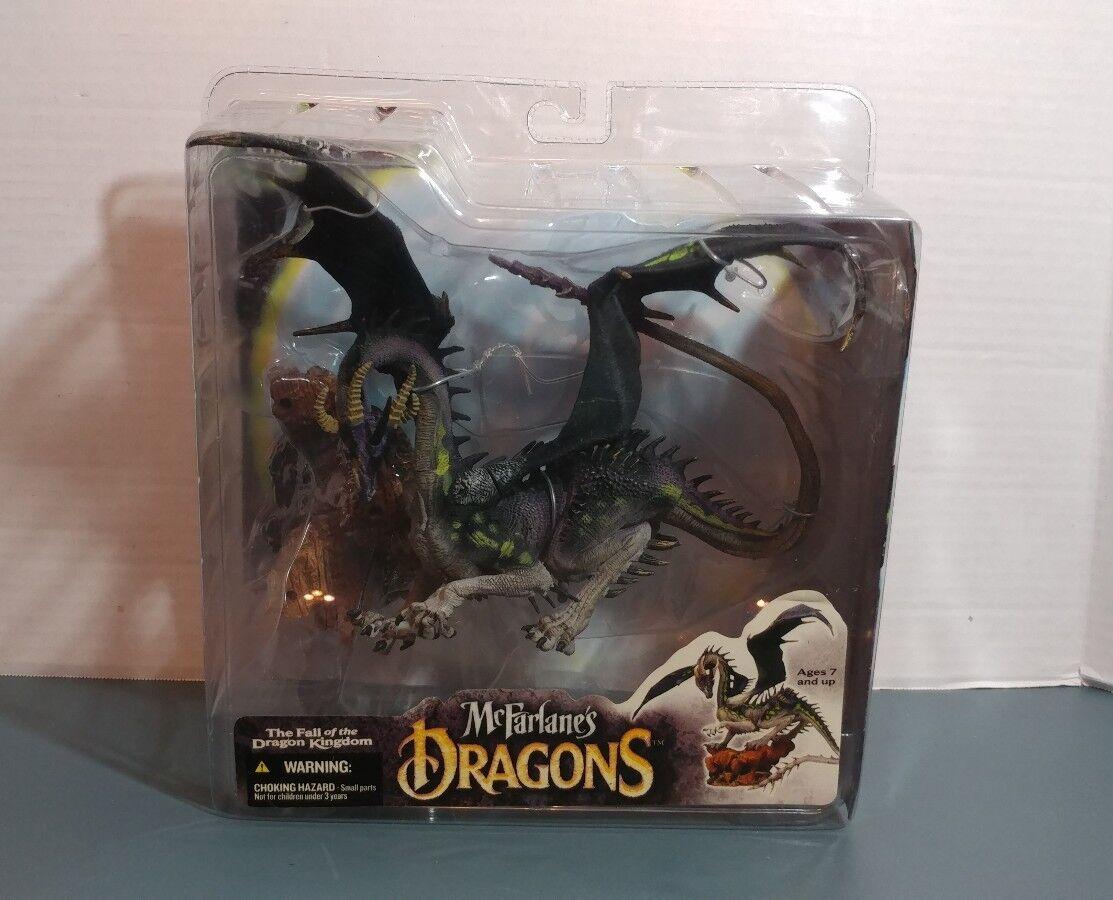 Dragons Series 4 Eternal Dragon Clan Figure McFarlane Toys 2006