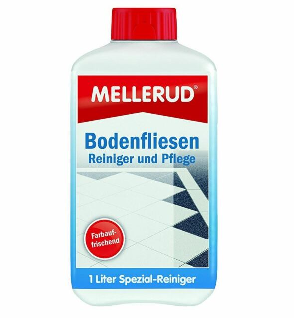 MELLERUD Bodenfliesen Reiniger und Pflege 1 Liter