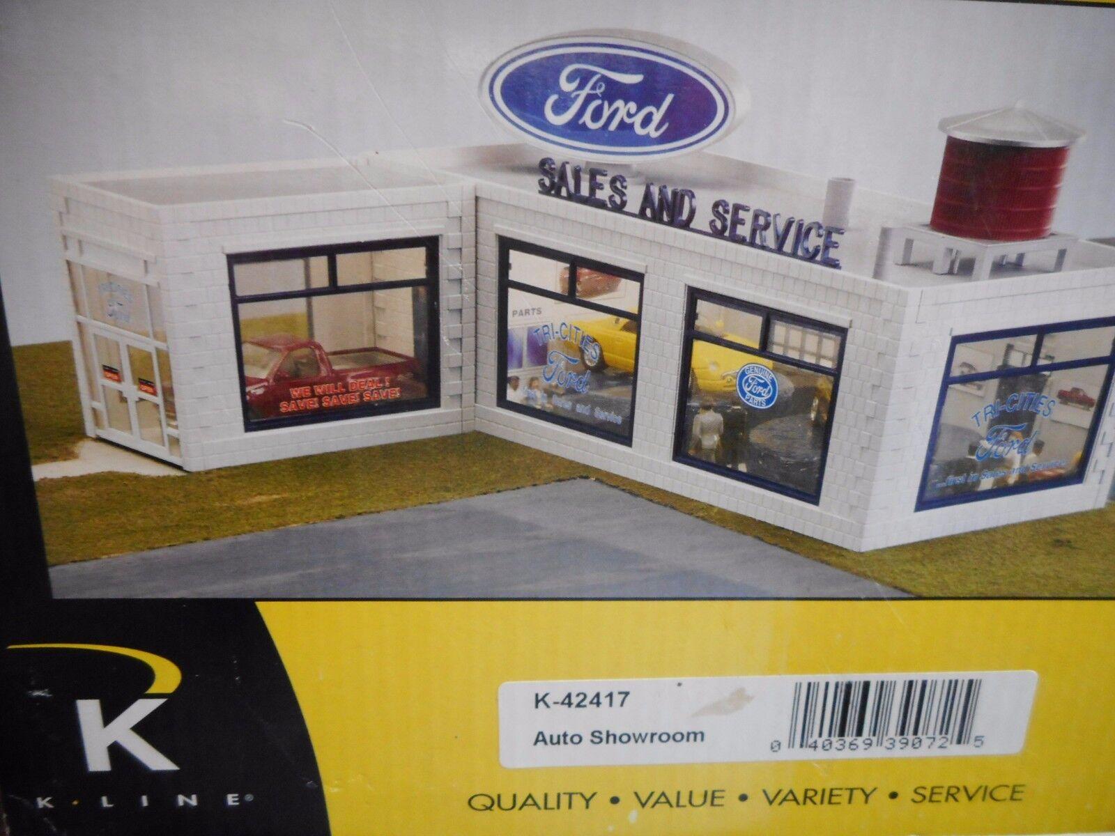K-Line 42417 Auto Showroom-difícil de encontrar