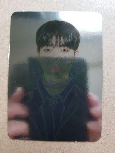 YOU Album Nuest 아론 NU/'EST W ARON #3 Authentic Official PHOTOCARD WHO