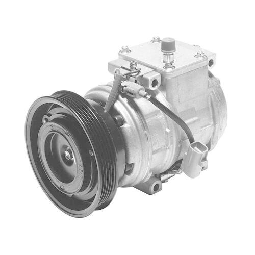 A//C Compressor and Clutch-Compressor with Clutch DENSO 471-0217 Reman