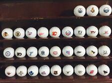3 Dozen Titleist Pro V1x Mint NHL Complete Set LOGOS Golf Balls #1 Ball in Golf