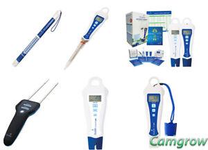 pH Meter //Tester Hydroponics Meters Bluelab pH Pen