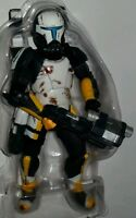 Star Wars SCORCH Figure Clone Trooper Delta Squad Commando Republic Elite EE