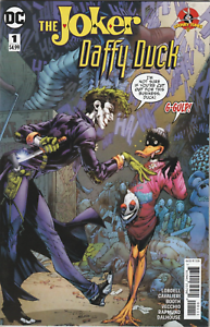 Joker-Daffy-Duck-1-DC-Comics-Batman-Looney-Tunes-COVER-A-1ST-PRINT