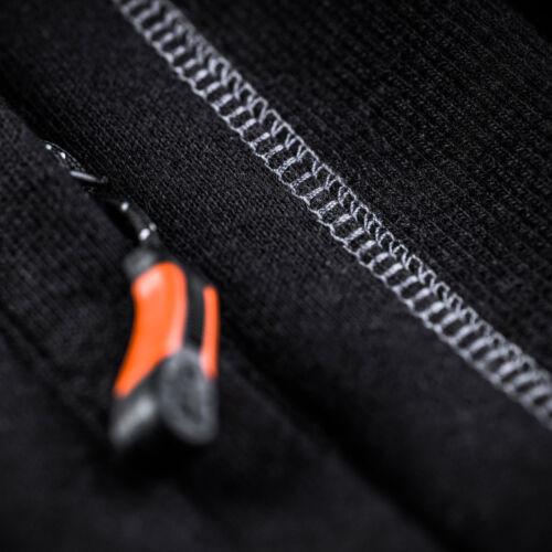 Sizes S-XXL Scruffs Trade Work Hoodie Black Men/'s Hooded Jumper Workwear