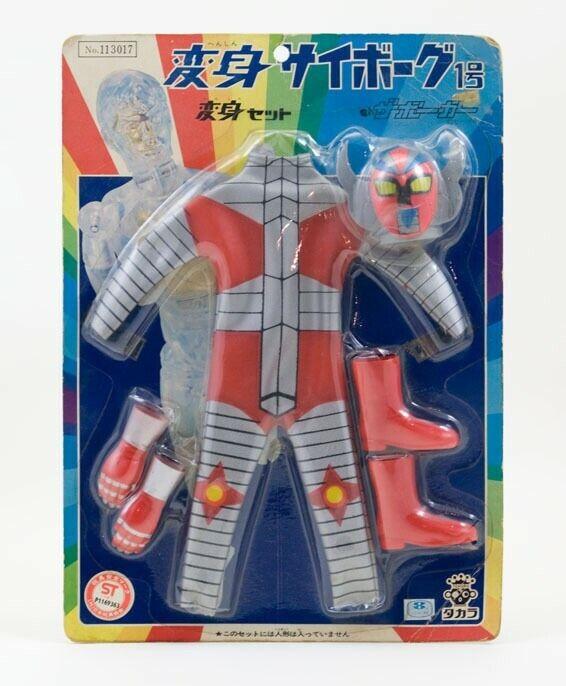Takara Henshin Cyborg Denjin Zaborger costume MOC