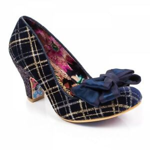 Irregular Choice Marine Ban Femmes Escarpin Joe Talons aarvq
