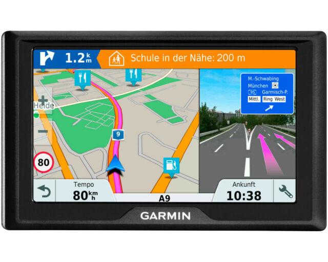 GARMIN Drive 51 LMT-S EU PKW Navigationsgerät Europa 46 Länder Schwarz NEU