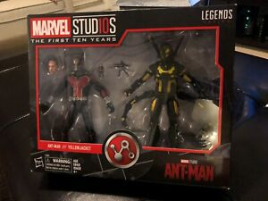 Marvel Legends Marvel Studios Ant-Man /& Yellowjacket Figure 2 Pack