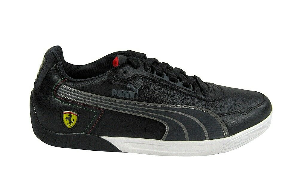 Puma 3.0 lo SF ferrari Black/Dark Shadow/Silver Sneaker/zapatos 304045 02