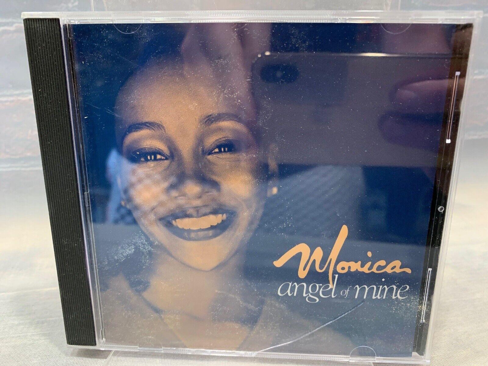 Angel of Mine by Monica (CD, PROMO ...
