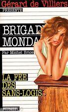 Brigade Mondaine / n° 227 / La fée des sans-logis // Michel BRICE // Erotique