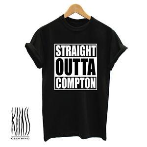 288bff49 Das Bild wird geladen KLLASS-Straight-Outta-Compton-T-shirt-Men-039-