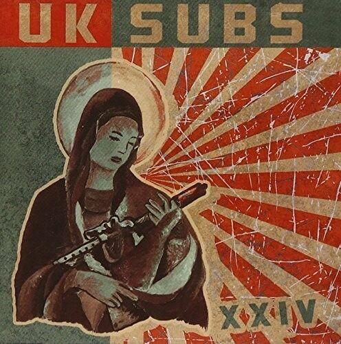 UK Subs - Xxiv [New CD] UK - Import