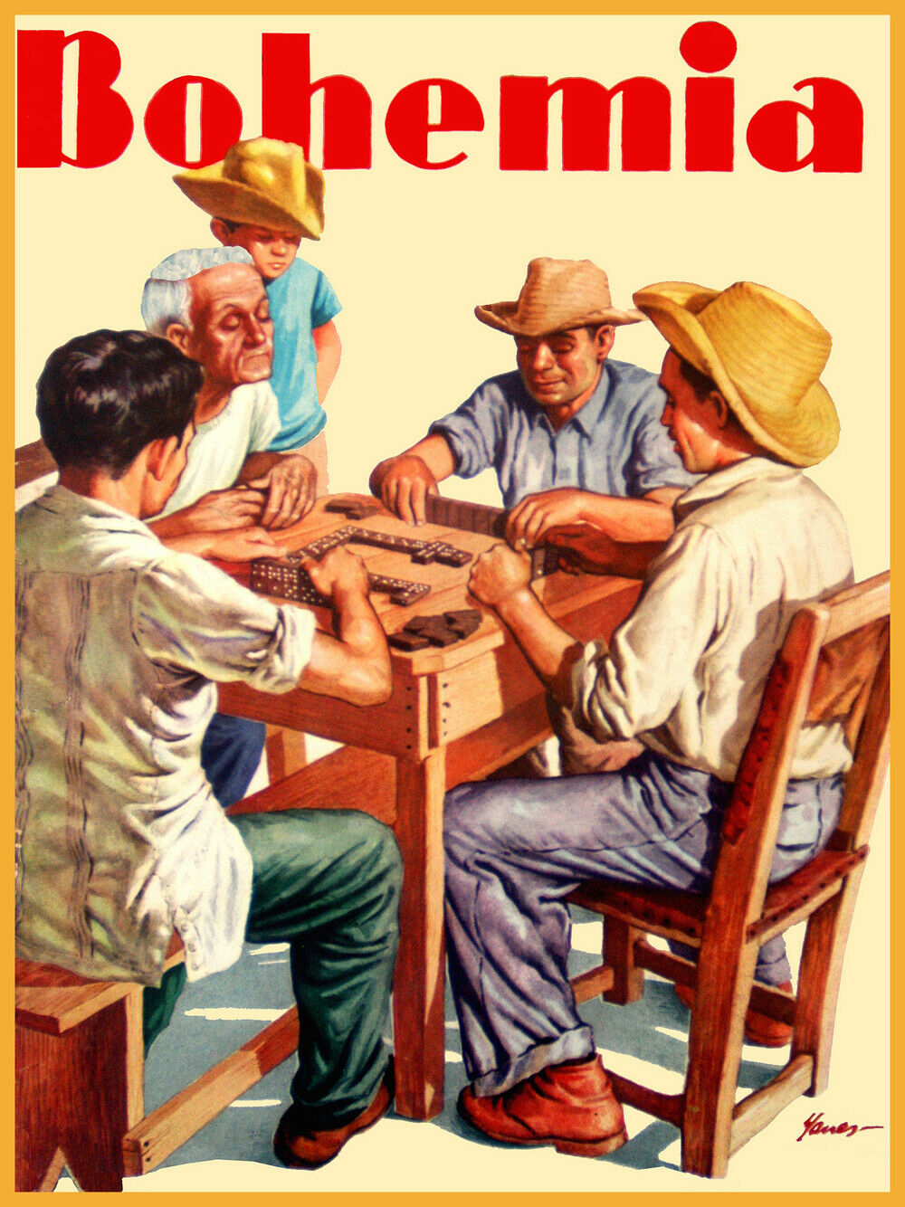 8380.Decoration Poster.Home Poster.Home Poster.Home Room wall design print.Playing Dominos.Decorative 0f1ad4