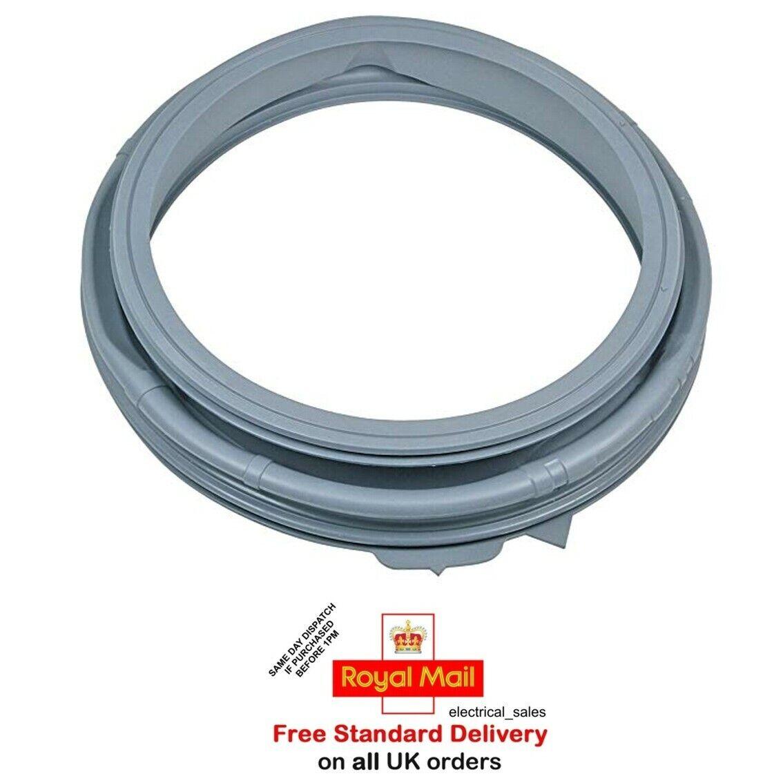 Samsung WF70F5E0R4W WF70F5E0W2W Washing Machine Door Seal Rubber Gasket