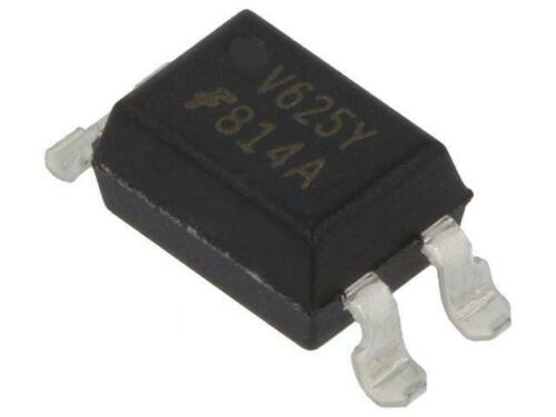 4x FOD814A3SD Optocoupler SMD Channels1 Out transistor Uinsul5kV Uce70V