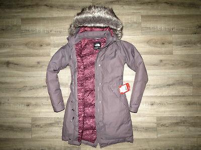 The 550 Artico North Face Piumino Imbottito Women's Giacca Xs Prezzo Consigliato £ 350 Cappotto Impermeabile-mostra Il Titolo Originale