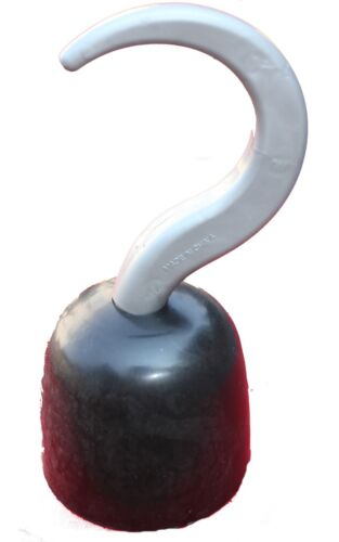 Costume Accessory Toy 1 Plastic Pirate Hook