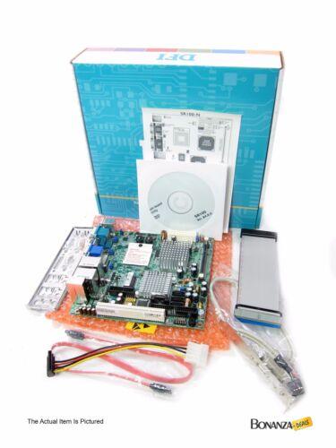 DFI ITOX SR100-N SR1001-170GSocket 478 mPGA478P Intel Mini-ITX Motherboard