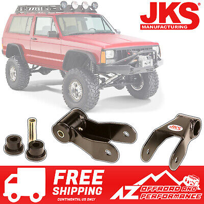 JKS OGS651 Rear Shackle Kit for Jeep XJ//MJ