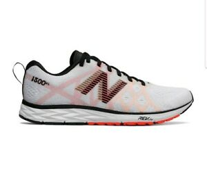 New-Balance-Men-039-s-1500v4-Road-Running-Shoes-Size-7-WIDE-2E-Sneakers-NEW-White