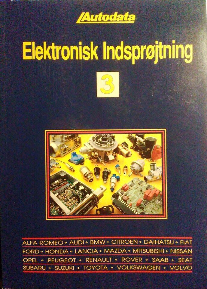 Autodata, Elektronisk indsprøjtning 3