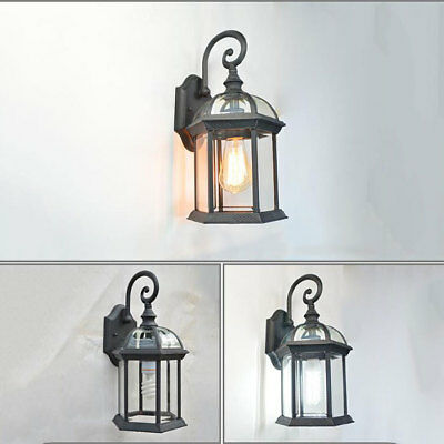 Vintage Outdoor Wall Lights Antique