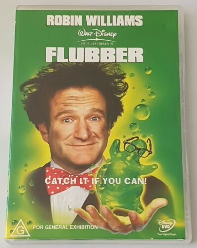 1 of 1 - Flubber DVD (#DVD01439)