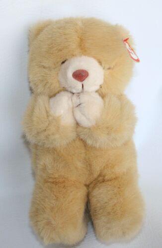 "TY 1995 BEANIE HOPE PRAYING TEDDY BEAR PLUSH STUFFED ANIMAL TOY 11"" TAGS"