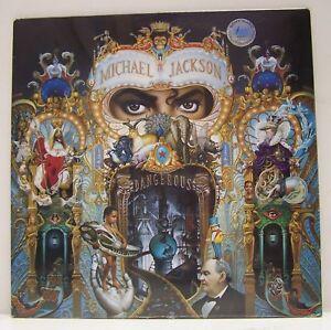 MICHAEL-JACKSON-DANGEROUS-2-LP-Prima-Edizione-1991-sealed-mint