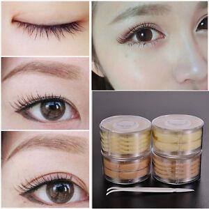 600pcs Tape Adhesive Eyelid Eye Lift Stickers Tool Strips