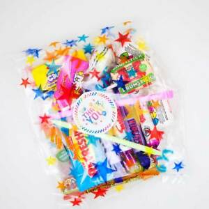 Pre-Filled-Party-Sweet-Bags-Birthday-Party-Favours-Children-Sweet-Cone-Bags
